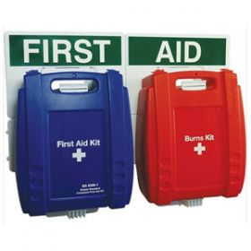 Small Catering First Aid Point, Blue Case