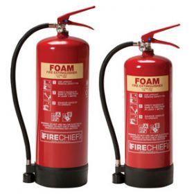 Fire Extinguisher AFF Foam