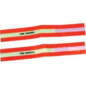 Fire Hi-Visibility Armband