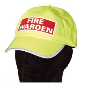 Fire Hi-Visibility Cap
