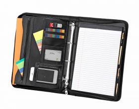 A4 Conference Folder; FI6633; Black