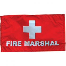Fire Marshal Arm Band