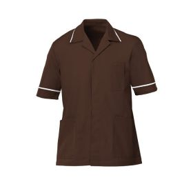 Men's Classic Tunic Brown Colour