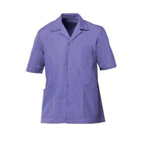 Men's Classic Tunic Purple Colour