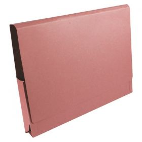 GUILDHALL POCKET WALLET 14X10 PINK