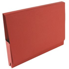 GUILDHALL POCKET WALLET 14X10 RED