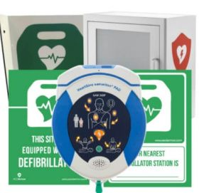 HeartSine Samaritan PAD 350P (Semi Automatic) with Gateway - Multi-Site Package
