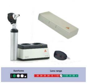 Heine K180 Diagnostic Set 3.5V, 1 Rechargeable Handle, Desk Charger, Hard Case (A-279.20.420)