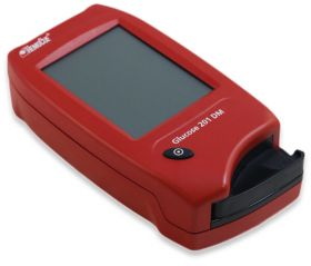 HemoCue Glucose 201 DM Analyser mmol/L Whole Blood [Pack of 1]