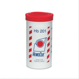 HemoCue Hb 201+ Microcuvettes 50 Vials [Pack of 4]