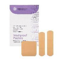 STERILE WATERPRF PLASTRS 553 PK20