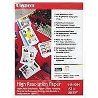 CANON HIGH RES PPR A3 PK100