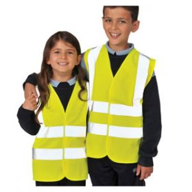 Hi-Visibility Children's Waistcoats