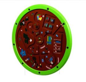 Playwheel Wall Plate