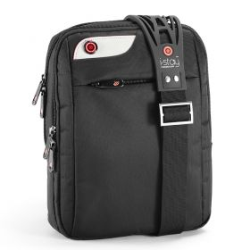 i-stay 10.1 inch iPad, Tablet, Netbook, e-reader bag w/ non-slip bag strap; IS0101; Black