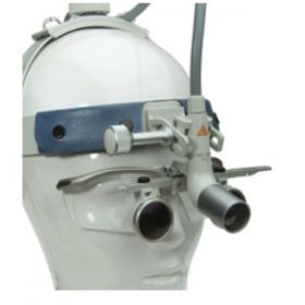 Heine MD 1000 Retrofitting Set incl. HRP Binocular Loupes 6x/340 with S-Guard & i-View