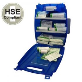Antimicrobial 1-10 Persons Statutory First Aid Kit