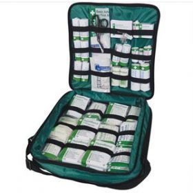 British Standard Compliant First Response First Aid Kit Large