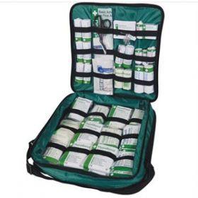 British Standard Compliant First Response First Aid Kit Medium