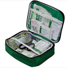 British Standard Truck & Van First Aid Kit in Nylon Case