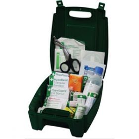 Evolution British Standard Compliant Vehicle First Aid Kit
