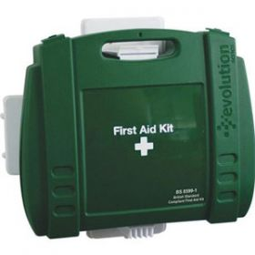 Evolution Plus British Standard Compliant Workplace First Aid Kit, Medium