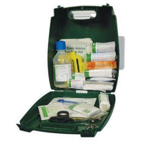 Evolution British Standard Compliant Plus Vehicle First Aid Kit