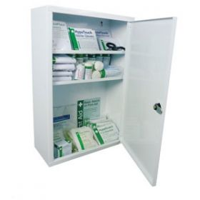 British Standard Compliant First Aid Cabinets, Small