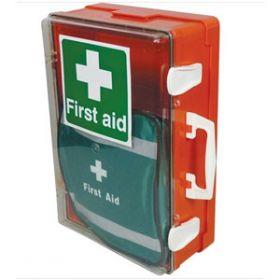 British Standard Compliant Outdoor First Aid Cabinet, Medium