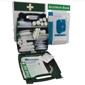 British Standard Compliant Modular First Aid Pack, Medium