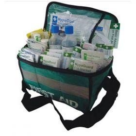 British Standard Compliant School First Aid Haversack