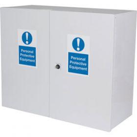 PPE Metal Locker