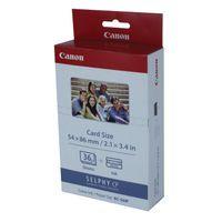 CANON PRINT CP INK/PHT PPR PK36 SHT