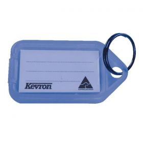 KEVRON CLICKTAG PLASTIC BLU PK100