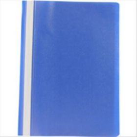 Q-Connect Project Folder A4 Blue [Pack of 25]