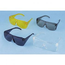Kleersite Goggles + Side Shields Yellow