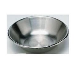 KLS Martin Stainless Steel Lotion Bowl 21.0cm Dia, 2.0 Litre