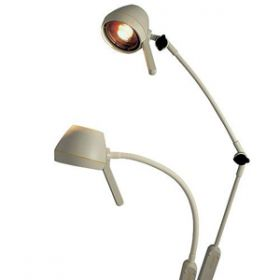 Provita 50w Examination Lamp with Flexible Gooseneck Arm