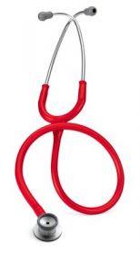 3M Littmann Classic II Infant Stethoscope 71cm Red Tubing [Pack of 1]