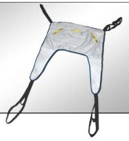 Locomotor Universal Sling with Head Support - Medium