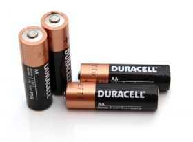 Duracell Alkaline Batteries 1.5 V [Pack of 10]