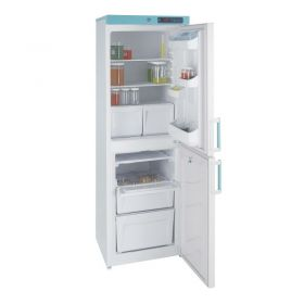 LEC Freestanding Lab Fridge-Freezer - 263L (LSC263UK)