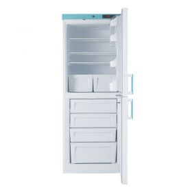 LEC Freestanding Laboratory Freezer - Solid Door - 324L (LSC324UK)