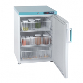 LEC Under-counter Laboratory Freezer - Solid Door - 151L (LSF151UK)
