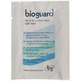Bioguard Disinfectant Wipes