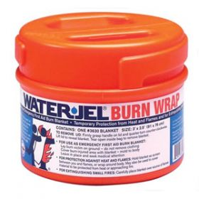 Water-Jel Burn Wrap