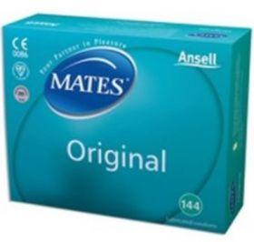 Mates Original Condoms Clinic Pack [Pack of 144]