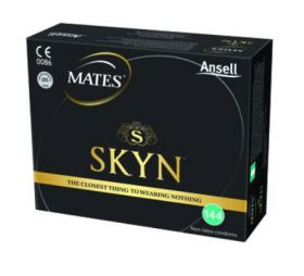 Mates Skyn Latex Free Condoms Clinic Pack [Pack of 144]