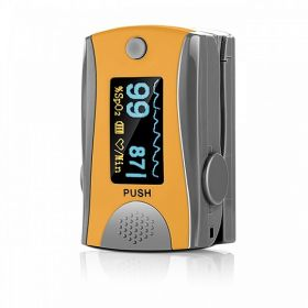 MediGenix Fingertip Pulse Oximeter [Pack of 1]