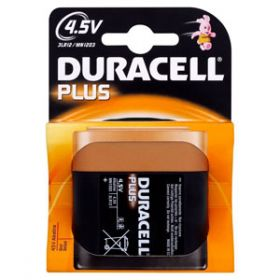 Duracell Alkaline 4.5 V Battery [Pack of 10]